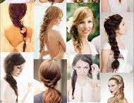 Hair half up down for the Ladies with Fashion Sense / http://halfuphalfdownhairstyles.com/ for more beautiful half up half down hairstyles, bridal hairstyles half up half down, casual half up half down hairstyles / by stvev jone