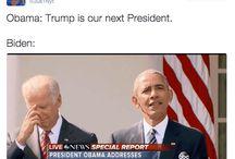 Obama and Biden funny meme
