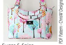 Bags / by Nicole MacDougall