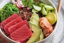 Sushi/Poke Bowl