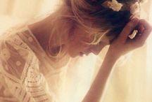 Bridal hair style ~