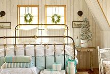 Home Ideas / Light and airy... Country and comfy... Homey :)