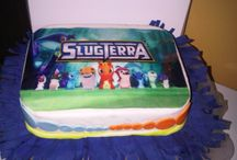 Slugterra Party / by Johanna Davila