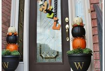 fall- halloween