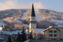 Vermont Ski Resorts / Vermont Ski Resorts