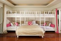 Interiours - Bunk Beds