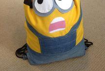 Minion táska