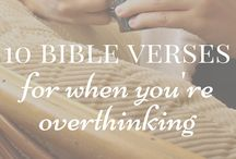 Quotes/Bible Verses