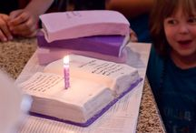 Birthday Party Ideas / by Stacy