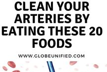 clean your arteries by eating these 20 foods