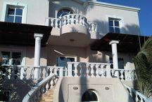 Code No. 7599 For sale luxury villa 4 bedrooms,in Kalogiroi / Code No. 7599 For sale luxury villa 4 bedrooms,in Kalogiroi area,Limassol.Covered area +/-290m2 and plot area +/- 862 m2,2 levels.Features 4 bedrooms, independent kithen,living room, laundry room,quest wc,maids quarters,fireplace,basement.On the first floor there is master room with bathroom.There are also 3 bedroms with cabinets,common bathroom,3wc,veranda,sea view.Outside there is garden with trees and flowers,bbq,swimming pool etc. CODE No: 7599 Selling Price: €750.000