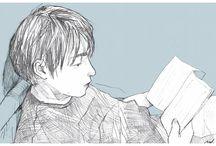 ♥ 【絵】スケッチ参考