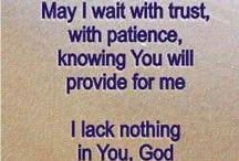 Prayer's