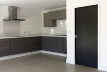 Contemporary internal doors / A selection of modern and contemporary door styles to inspire your interior design makeover.