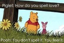 Pooh Says / by Trish Herzog