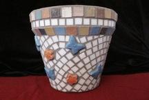 Terra Cotta Pots / by Diane Lewis
