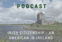 Irish Podcasts / If you want to learn about your Irish ancestry whilst listening to the Irish accent these podcasts will be perfect for you.
