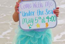 Under the sea kids party