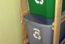 recycle station ideas