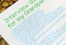 Grandparents Questionaire