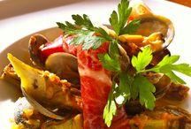 tapas and Spanish cuisine