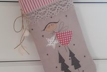 Nikolausstiefel / Christmas Stocking
