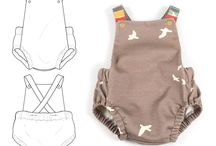 rompers for little ones