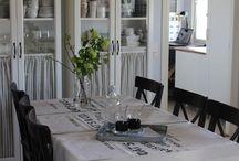 Keittiö / Haaveita ja inspiraatiota omaa keittiötä varten