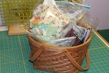 Scraps; sorting, storing, scrap quilts etc