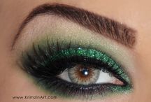 St. Patrick's day / green things! / by Rachael Beauty