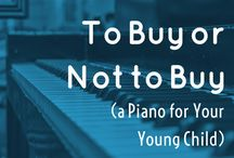 Piano Lessons for Preschoolers