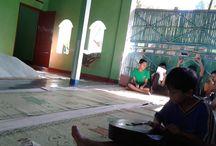 Ramadhan 1435 Asy-Syahid / Bernyanyi.. Riang Gembira dalam menyambut tamu yang Paling Spesial