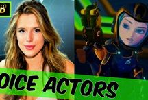 Ratchet And Clank Voice Actors