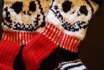 Creepy socks