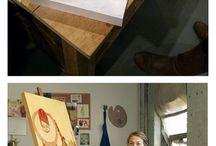 Art studios