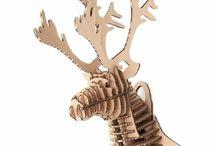 Animali 3D cartone / Animali 3D cartone