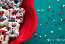 Patriotic Sweet Treats / by A Capitol Fourth PBS