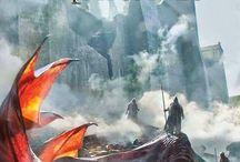 los siete reinos / los reinos de westeros