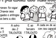 igreja/crianças