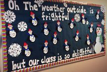Teaching: Bulletin Boards / by Michelle Legaspi