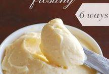 Sugar free frosting