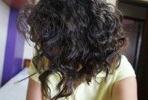 Raio Cacheado! / Incentivos para a Transição Capilar; Penteados e cores para cabelos cacheados ou crespos.