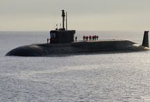 Current Russian Submarines