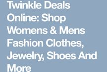 Twinkle deals / Designs,Fashions and jewellery