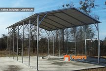 Steel Carports / With over 2 Million sq/ft of Steel Carports built and installed since 1999... We ready to help you with your next carport or steel building project.