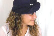 1930's Vintage Hats / by Kirsten Victor