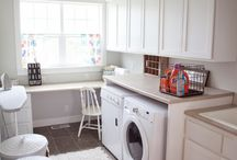 Laundry room / by Therese Eklund