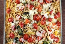 All Shapes - Pasta recipes / Pasta recipes collection