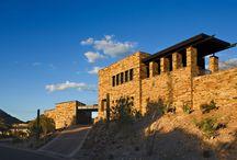 Desert Mountain Residence