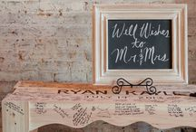Guest Books / by Catersource